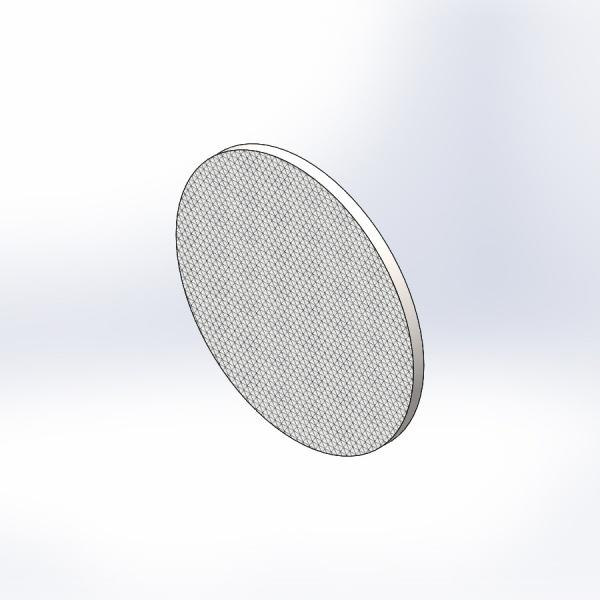Filter Disks and Filter Screens